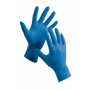 Перчатки одноразовые не припудренные