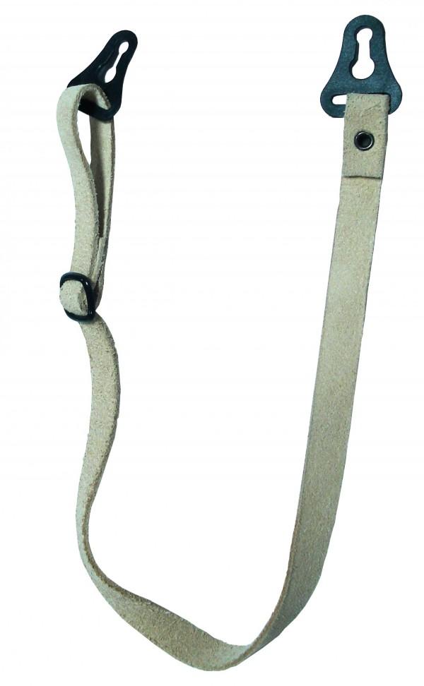Ремень кожаный для каски Voss Helme