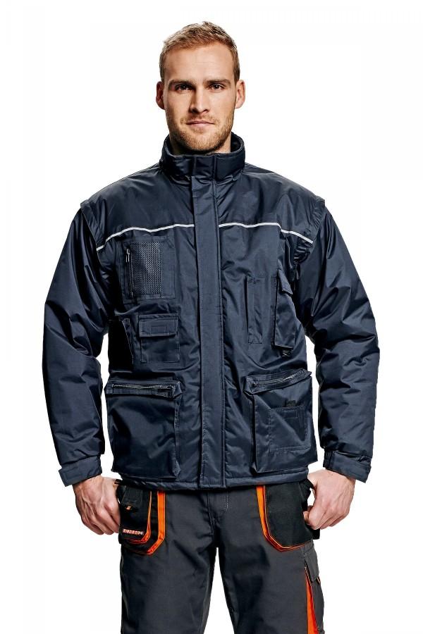 Куртка утепленная 2 в 1