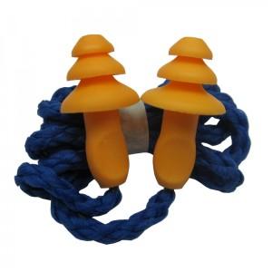 Противошумные вкладыши со шнурком