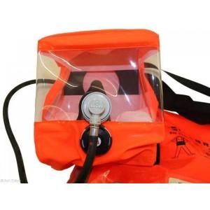 Самоспасатель со сжатым воздухом