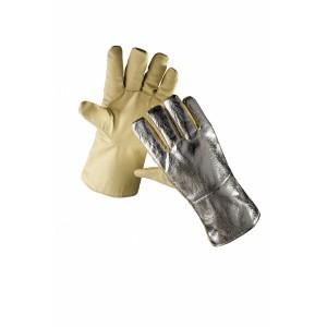 Перчатки-краги термостойкие
